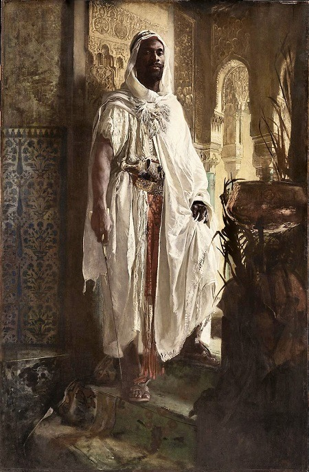 Image: The Moorish Chief, an oil on canvas painting by Austrian artist Eduard Charlemont is one of the major highlights of Old Masters Now: Celebrating the Johnson Collection, at the Philadelphia Museum of Art