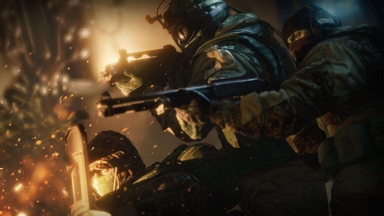 Ubisoft Unveils Rainbow Six Esports Escalation Series