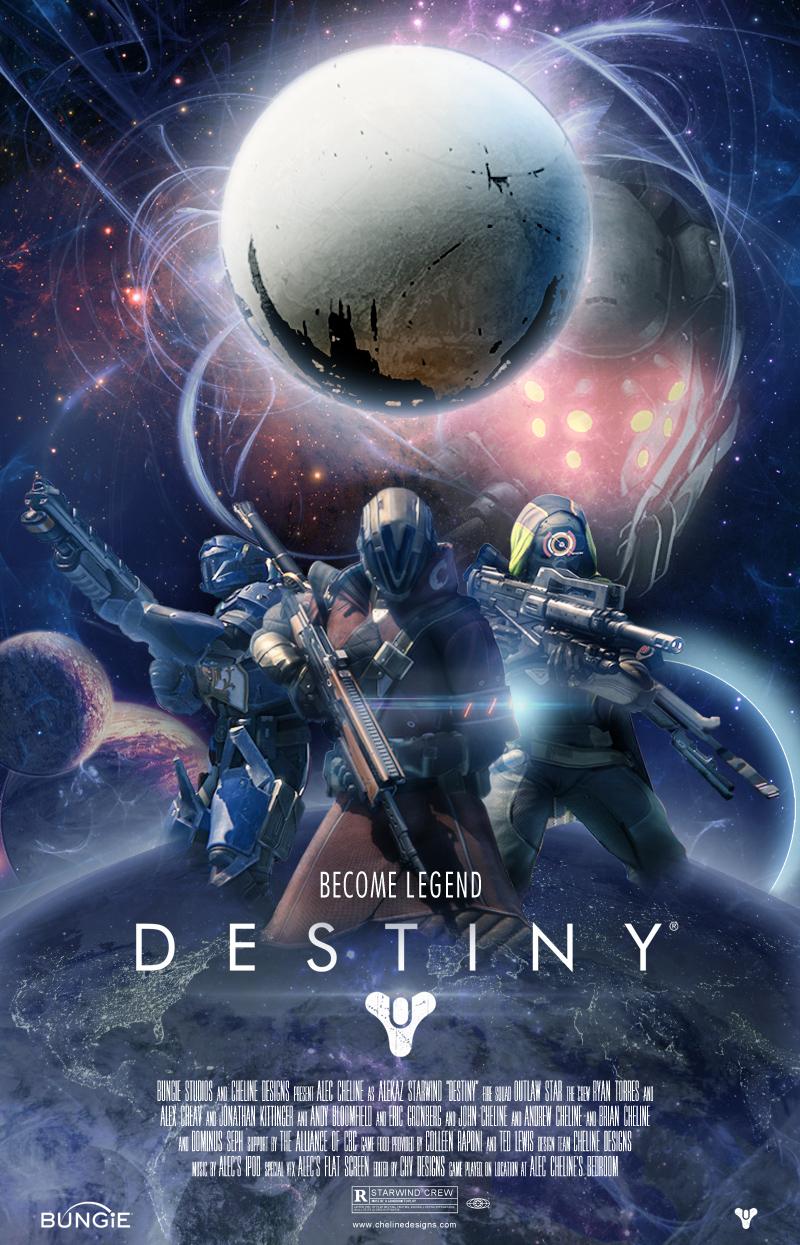 Poster do filme Destiny - O Filme