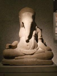 Ganesh, Cambodge, musée Guimet