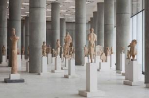 Salle des antiquités archaïques, photo: Esto