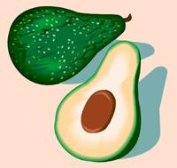 avocado MC900358569 200px