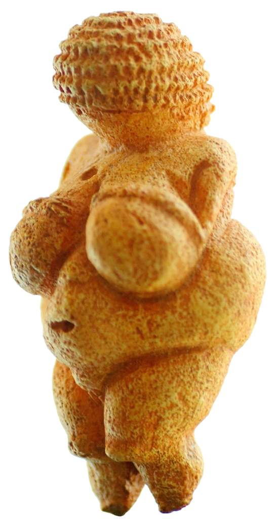 first art - Venus of Willendorf