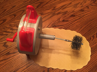 Lint - Ductsmart brush system