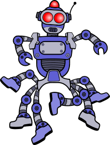 artificial intelligence limits – confused robot