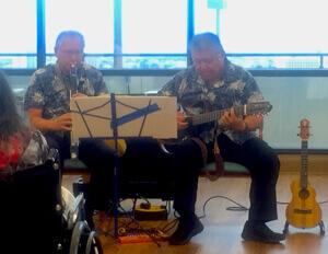 Hawaiian music program