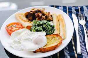 live long, breakfast