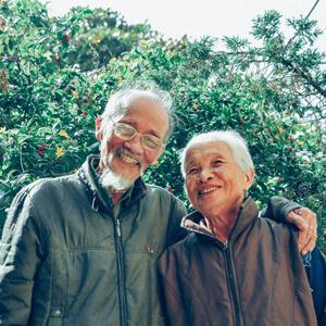 elder scams, adult couple