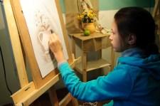 академічний малюнок для дітей в Києві
