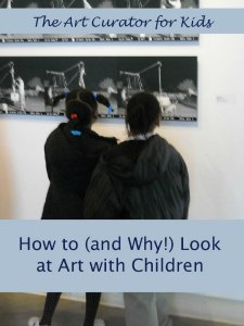the Art Curator for Kids - Can you teach art if you know nothing about it-300