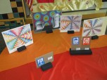7th Grade Op Art and Printmaking