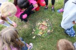3rd Grade Andy Goldsworthy Day 1 (30)
