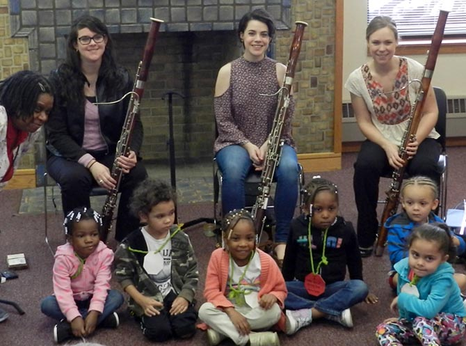 The Bombastic Bassoons