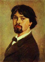 Portrait de V.I. Sourikov
