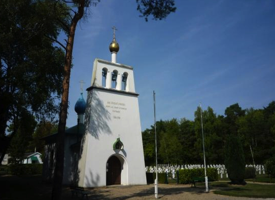 chapell Mourmelon