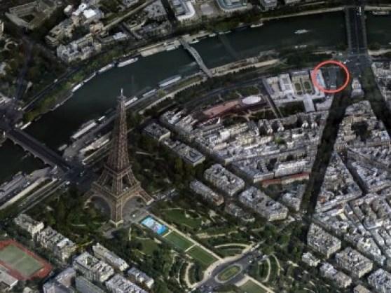 Paris vue
