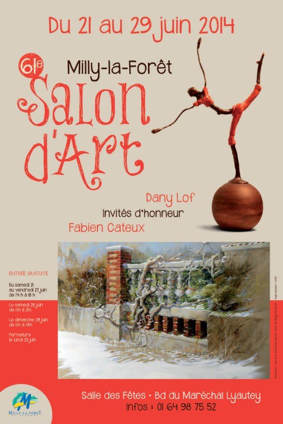 Affiche_salon d'art 2014_BD