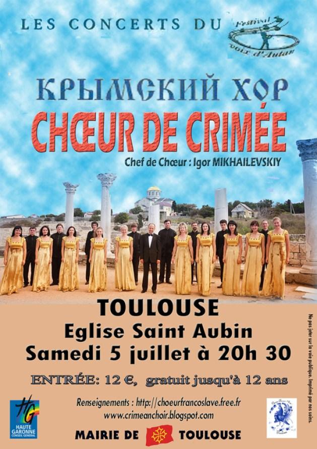 chœur de Crimée