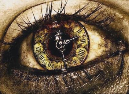 horloge oeil