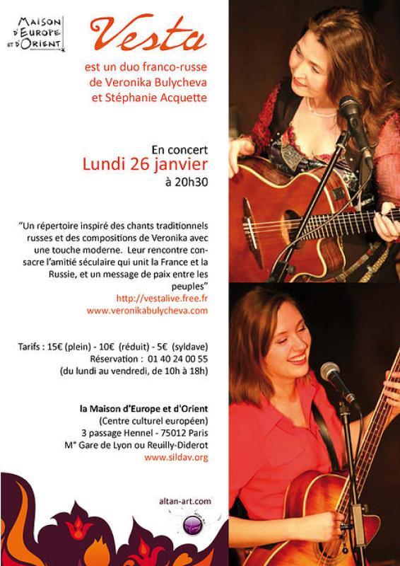 concert Vesna