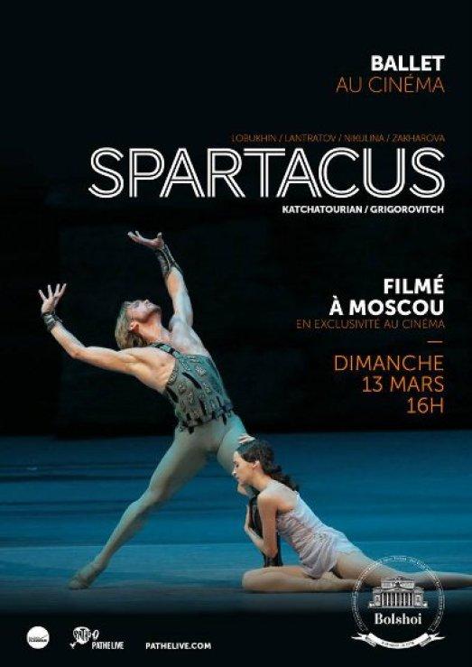 Spartacus affiche