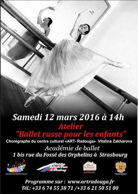 ART SLAVE balet