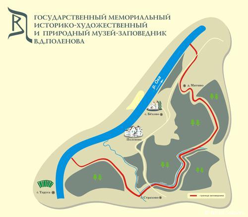 Polenovo-carte