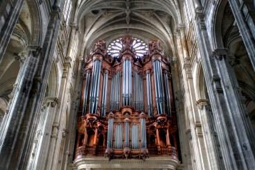 Saint-Eustache-Organ