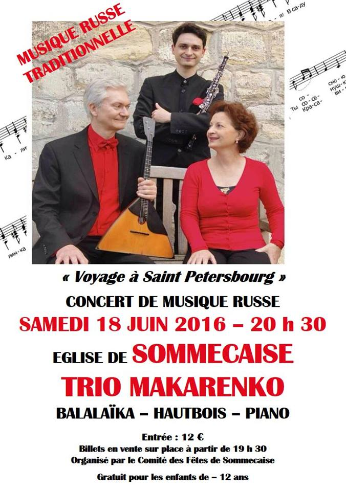 trio Makarenko 18 juin