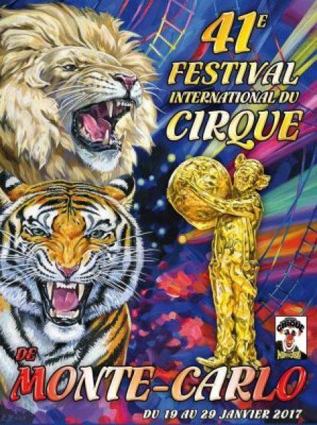 41 festival cirq Monaco