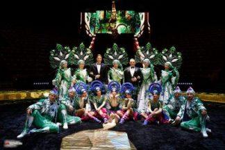 ballet grand cirque de Moscou