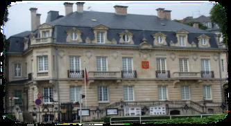 ambassade de Russie Strasbourg