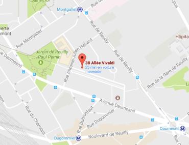 villa corse paris