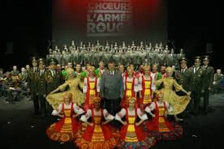 ballet chœur armée rouge
