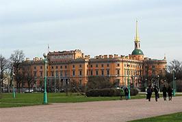 Château mikhailovski