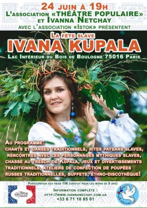 Ivana Kupala