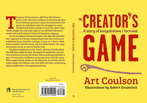 The Creator's Game on GoodReads