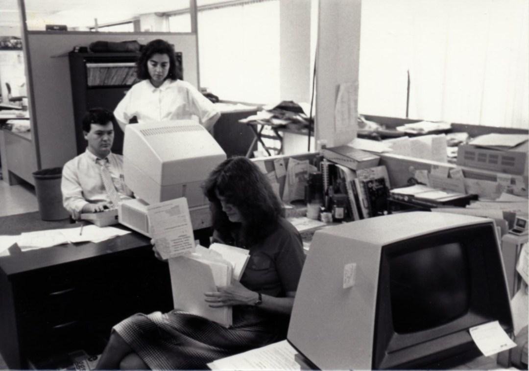 Reston Times Newsroom