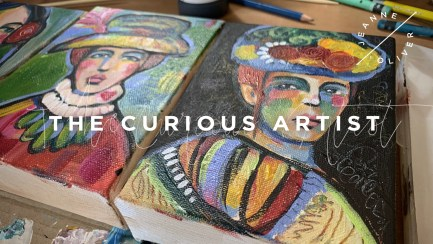TheCuriousArtistwithLucyCooke
