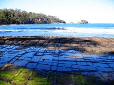 Tesselated Pavement Beach, Tasmania
