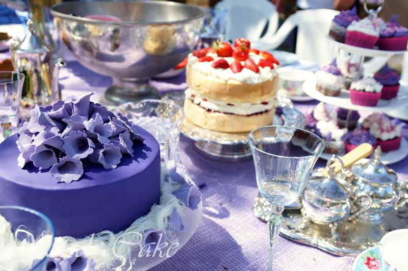 Jacaranda Tea Party