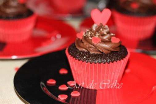 Heart cupcake 1MR