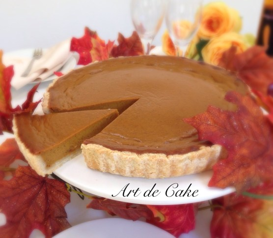 Pumpkin Pie Autumn