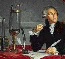 Oxygène et Lavoisier
