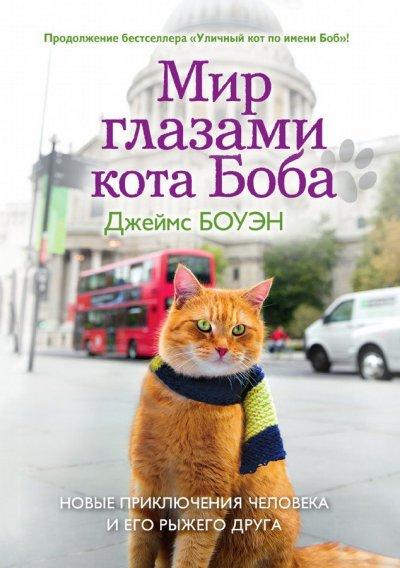 realnye-istorii - Мир глазами кота Боба. Новые приключения человека и его рыжего друга -