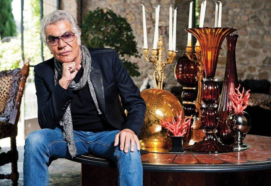 Roberto Cavalli at Home