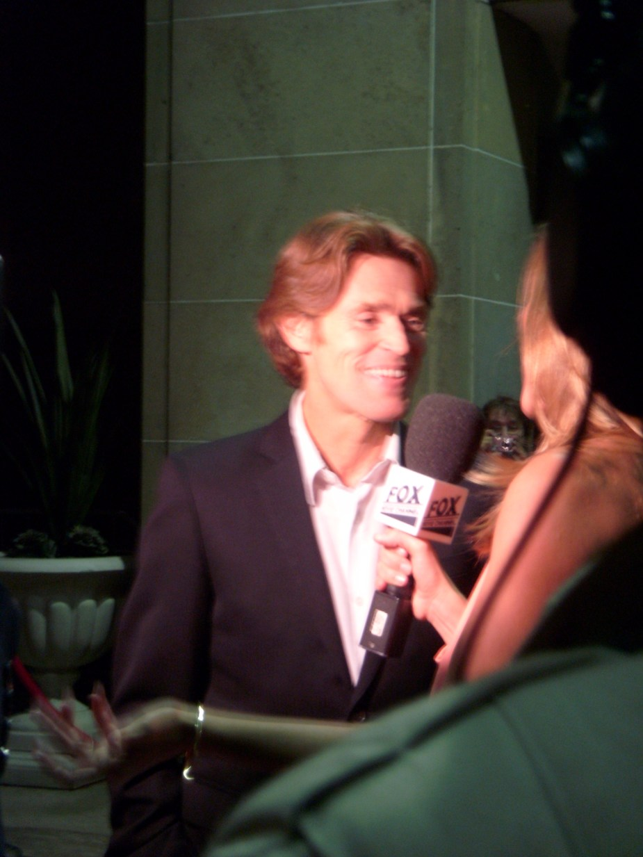 Willem Dafoe at 'Antichrist' Premiere