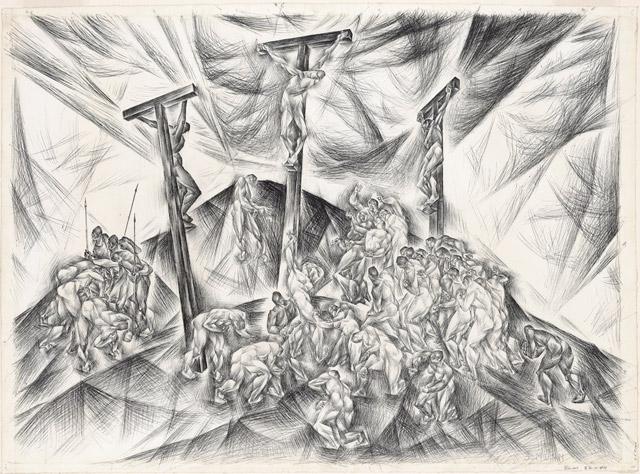 The Crucifixion by Kathleen Munn