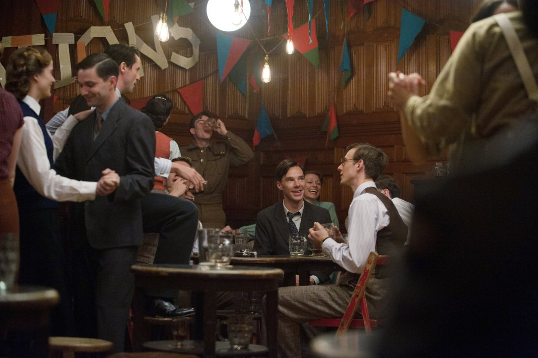The Imitation Game (2014) | Bletchley Park Pub