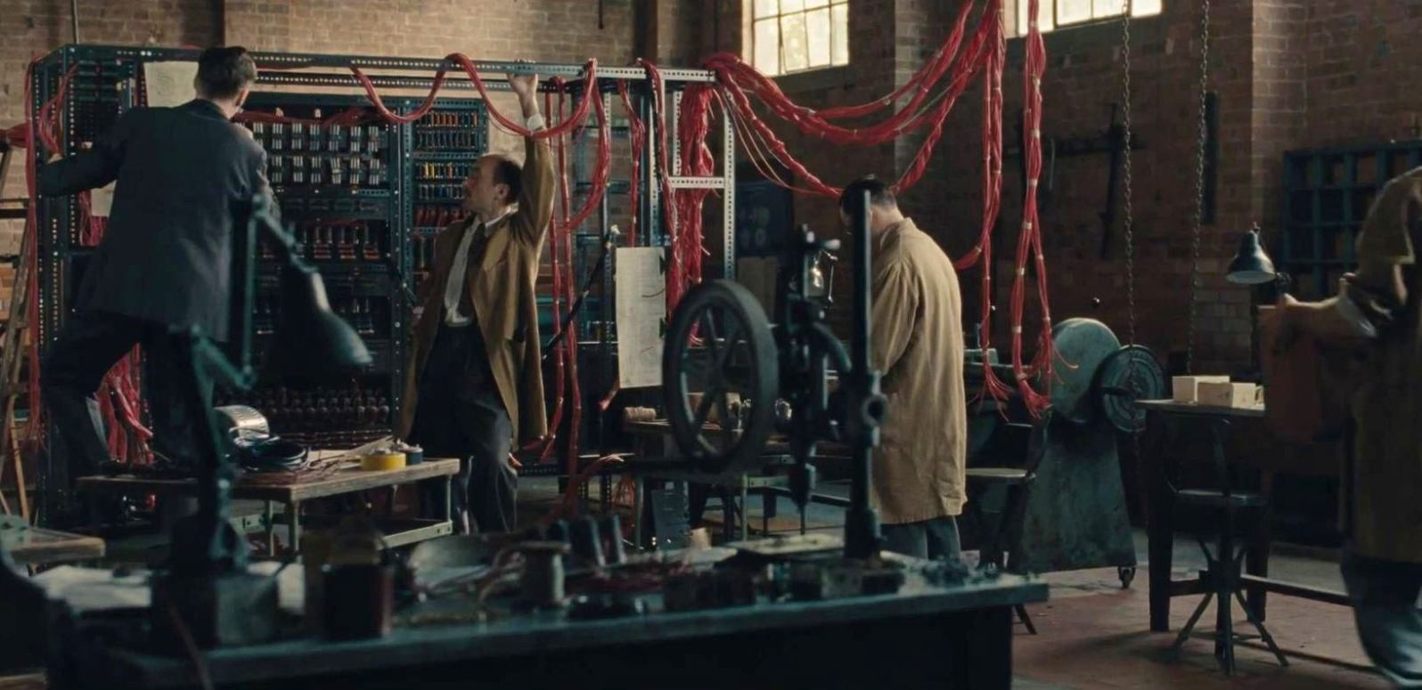 The Imitation Game (2014) | Turing Machine